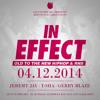 Jeremy Jay Live @ IN EFFECT Lucy in the Sky Jakarta 4 Dec 2014