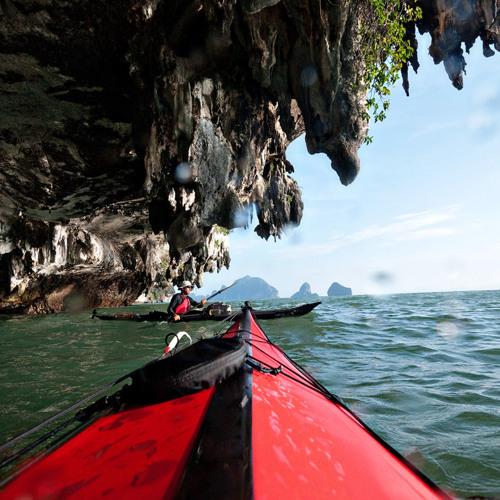 TTA - Ep 20: Paddling Thailand's SW coast with Ian Taylor