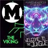 Welcome Vikings Jungle (MA3HUP) (Dj Sfrizio Remix)