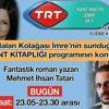 TRT Radyo KENT KİTAPLIĞI - Konuk: M. İhsan Tatari
