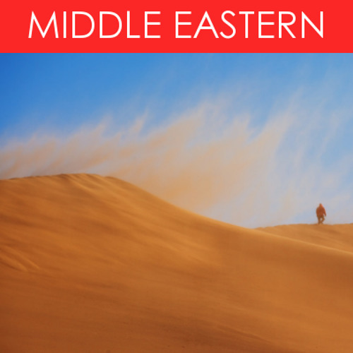 Night On Desert (ethnic, middle east)