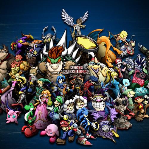 Super Smash Bros. Brawl – Bramble Blast (Remix)