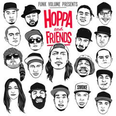 Hoppa And Friends - Hoppa's Cypher Ft. Jarren Benton, Dizzy Wright, SwizZz, Hopsin