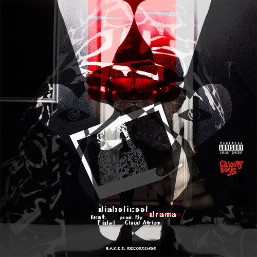 Drama (feat. Fidel Sun) (Prod. By Cloud Atrium)