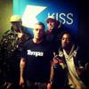 Hatcha, Tunnidge, Riko & Crazy D - Kiss FM - 15/01/14