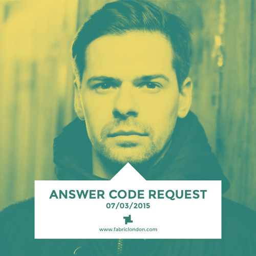 Answer Code Request - fabric x MDR Mix