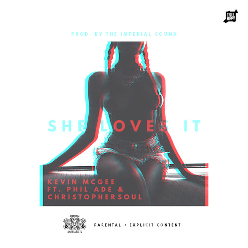 She Loves It Ft. Phil Ade & ChristopherSouL (prod. by The Imperial Sound)