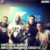 Hatcha & Slimzee w/ Riko, Flowdan & Crazy D – Kiss FM – 12.03.2014
