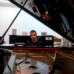 Aurélien Vincent - JS Bach - Prélude C maj du Clavier bien tempéré