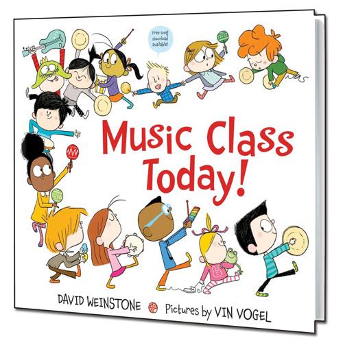 David Weinstone Music Class Today