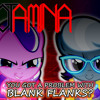 You got a problem with blank flanks?