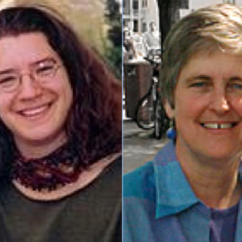 May 2012 WATERtalk with Melanie Morrison and Julia Watts Belser