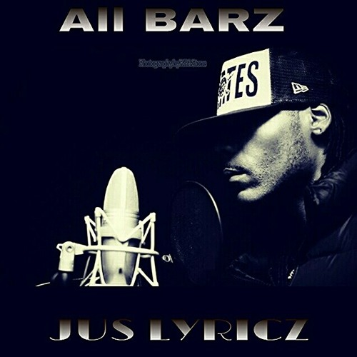 JUS LYRICZ - Magazine cover