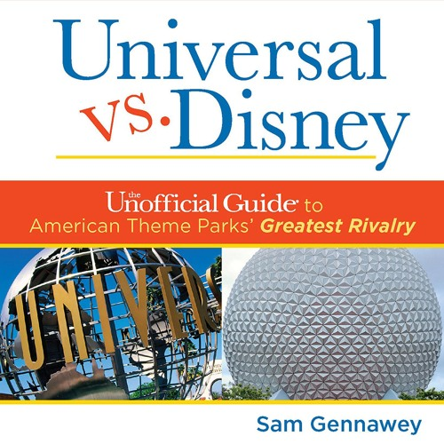 Download Universal Versus Disney by Sam Gennawey, Narrated by Robert Feifar