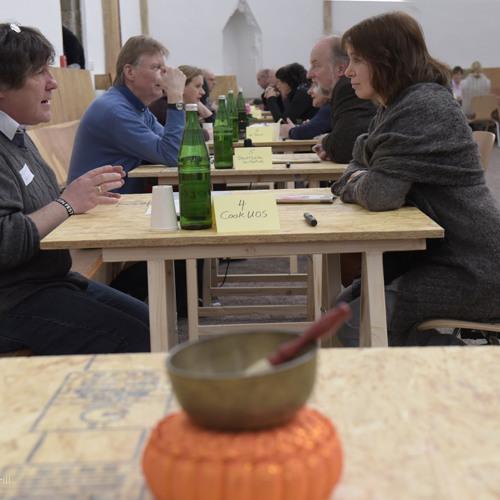 Uwe Neumann, CookUOS, mit Patrick Meyer