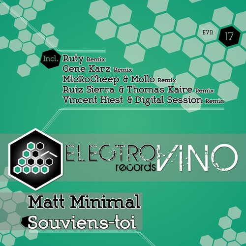 Microcheep & Mollo - Neocube EP