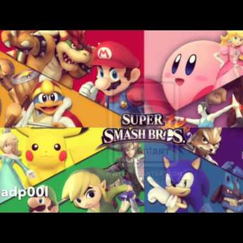 Best Epic Super Smash Bros Trap Hip Hop Beat Remix Mix by