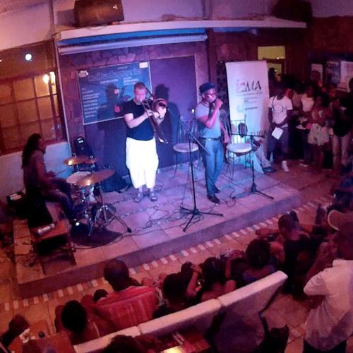 RUA LUA live in Maputo (2)
