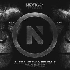 Alpha KR3W & Pruga P - Two Faced (Original Mix)