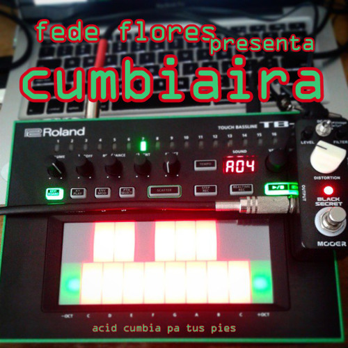 CUMBIAIRA (acid cumbia pa tus pies)