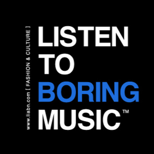 LISTEN TO BORING MUSIC 2 / THE SKY IS THE LIMIT MIX  (MIXED BY TR)