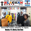 Music production - Black History Month Talk show on Blackan Radio Japan