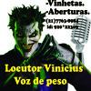 DEMO 01 2015 - LOCUTOR VINICIUS VOZ DE PESO
