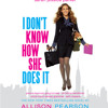 I Don't Know How She Does It by Allison Pearson, read by Emma Fielding