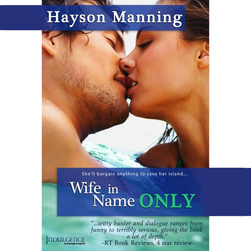 Wife In Name Only by Hayson Manning, Narrated by Carly Robins