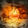 Heart On Fire - Scars on 45 (music and vocals Xevi Castelló feat. Carme Bellydance)