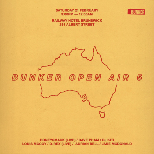 Dave Pham - Bunker Open Air 5
