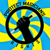 Million Magician March by Protect Magicians Rights