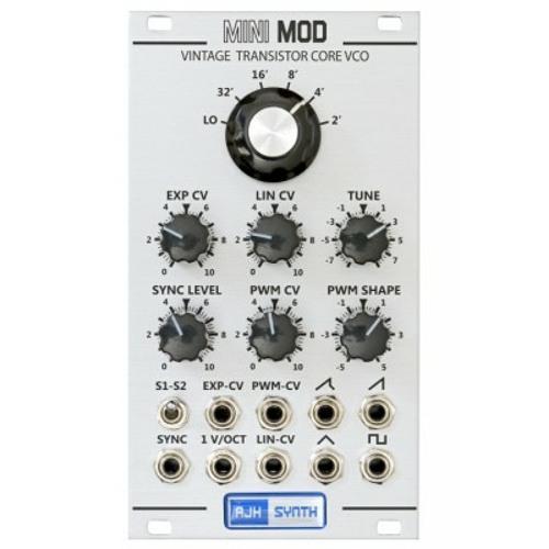 AJH Minimod Eurorack Modular Synth Demo
