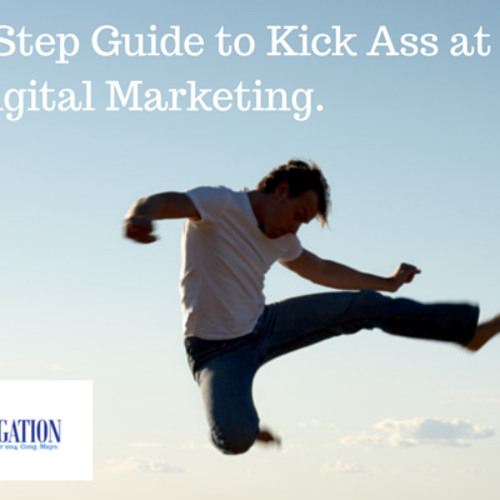 #11 Declan Clancy - Your 2 Step Guide To Kick Ass At Digital Marketing