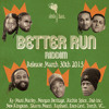 Megamix BETTER RUN RIDDIM (produced by Dub inc)