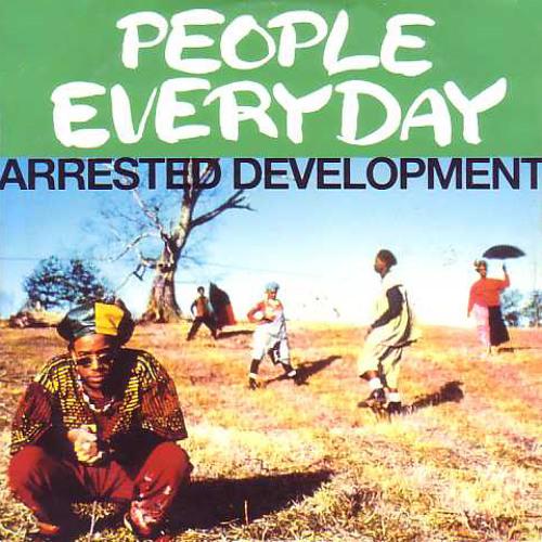 Arrested Development - People Everyday (Karim Night Edit)