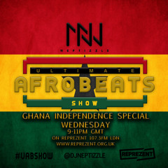 Ultimate Afrobeats Show: Ghana Independence Special 04.03.15