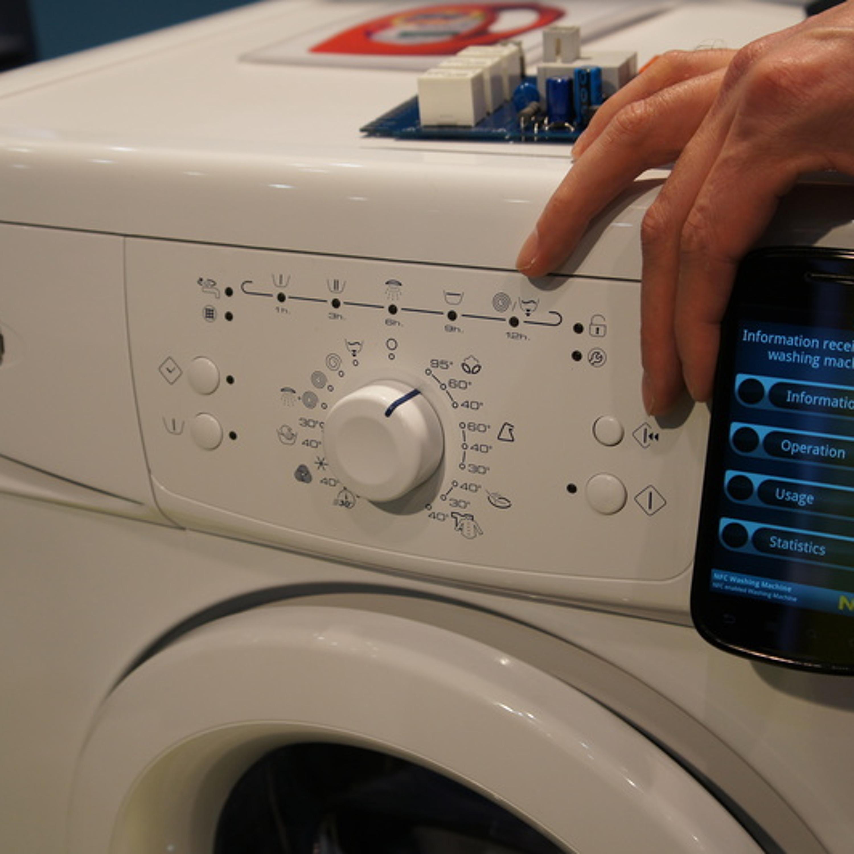 [JorgeCast ptBR S1E61] NFC na Máquina de lavar e onde mais você quiser...