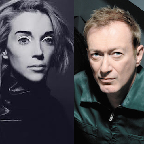 Annie Clark (St. Vincent) with Andy Gill (Gang of Four)