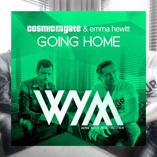 Cosmic Gate & Emma Hewitt - Going Home (Club Mix) [OUT NOW!]