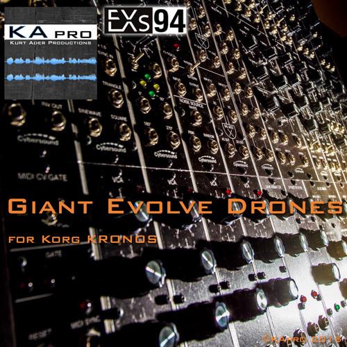 EXs94 Giant Evolve Drones