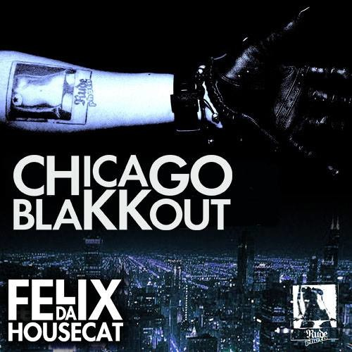 Felix Da Housecat Live at Clandestin (Space Ibiza) July