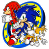 Sonic Mega Collection Options / Extras Menu