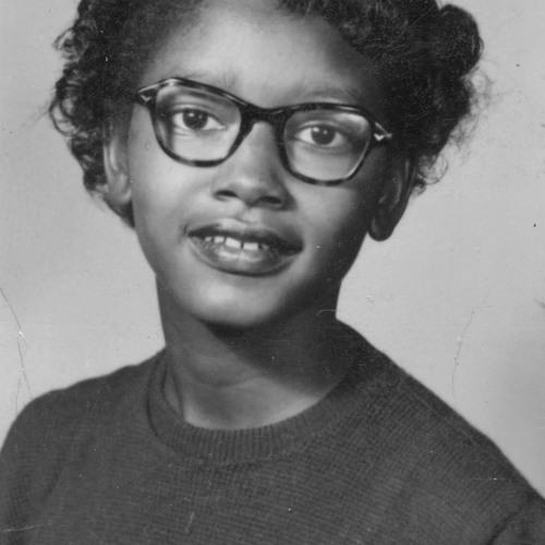 """#30: Claudette Colvin, A Teenage """"Rosa Parks"""""""