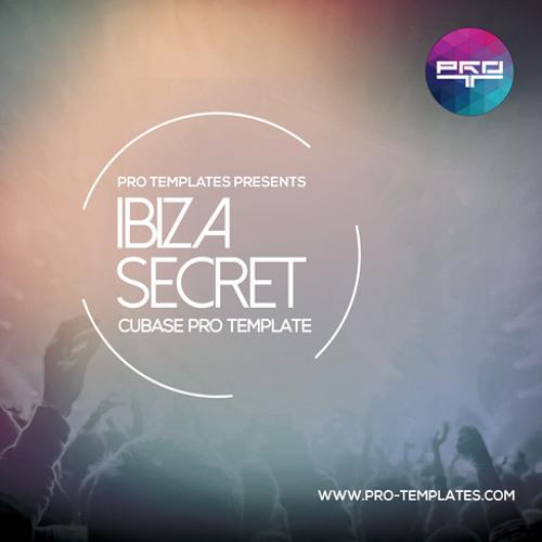 Ibiza Secret Cubase Pro Template