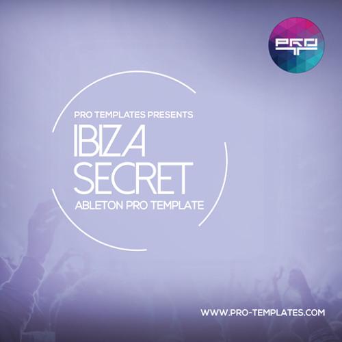 Ibiza Secret Ableton Pro Template