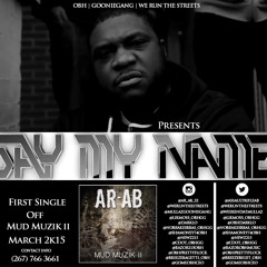 Ar-Ab - Say My Name