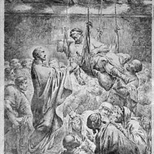 Gospel meditation - The Paralytic