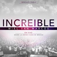 Increíble(En Vivo) Miel San Marcos - Como en el Cielo