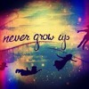 Grow up Peter Pan - Adept  (Mi Drum Cover)
